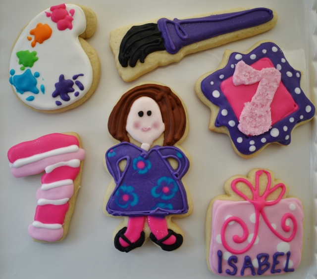 FigTales - Birthday Set for Isabel